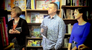 Book event at Kett's Books with Edward Parnell, Sarah Passingham and Heidi Williamson