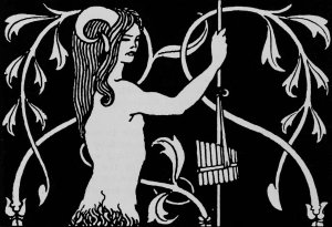 The Great God Pan by Aubrey Beardsley